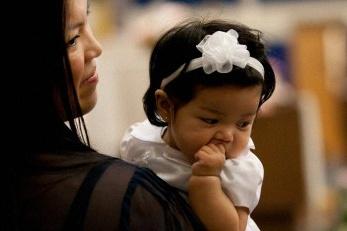 e2a9f4e839de2 Le rôle du parrain et de la marraine dans un baptême religieux