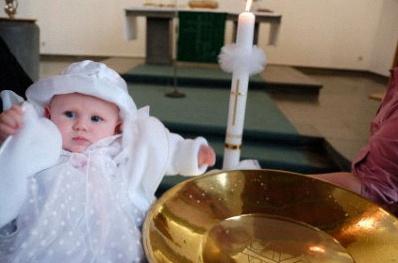 messe de baptême