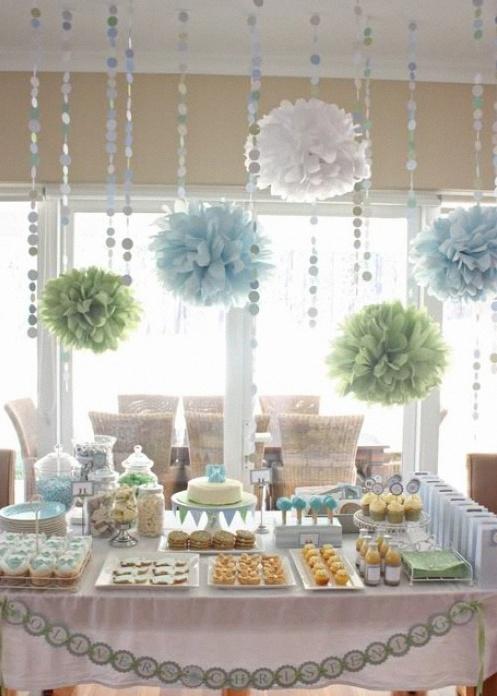 décorer une sweet table