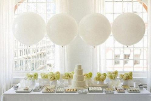 comment décorer une sweet table