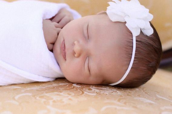 headband baptême