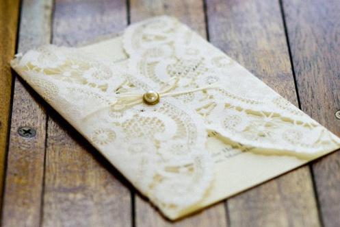 Jolie d co dentelle et napperons - Que faire avec des napperons en papier ...