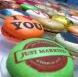 Des macarons personnalisés pour un baptême, un mariage, un événement