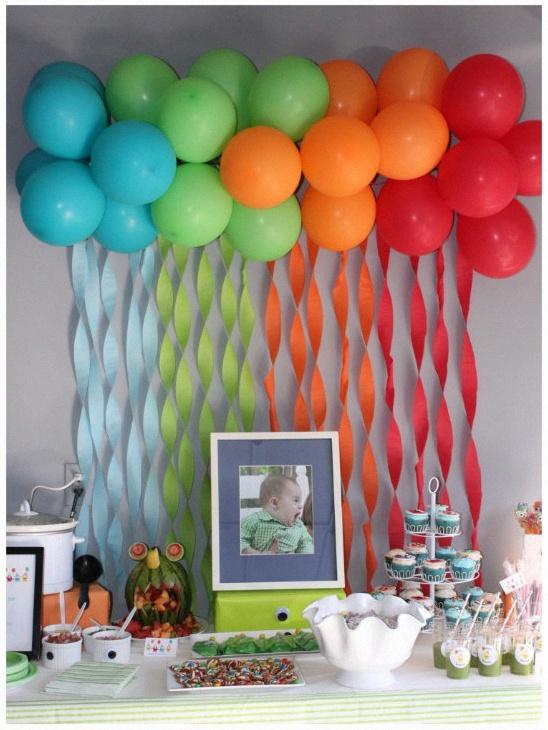 Comment Decorer Avec Des Ballons