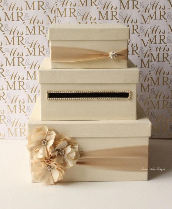 Wedding Card Box Ideas 99 Elegant Cr dit