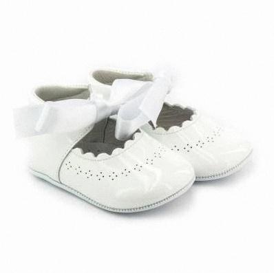 chaussons de baptême chaussures de cérémonie