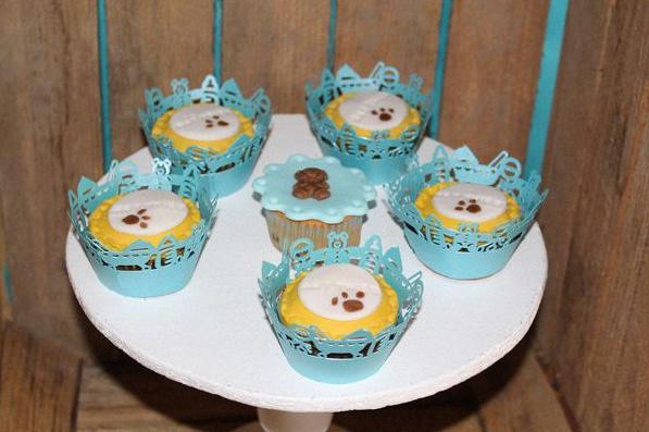 cupcake ourson