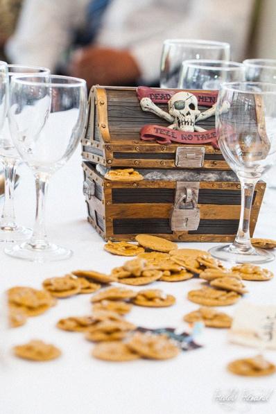 bapteme theme pirates