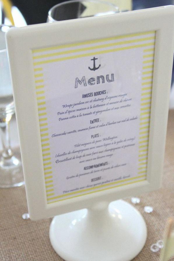 bapteme marin nautique décoration bapteme marin petit bateau