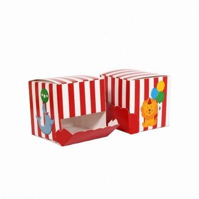 boite dragées cirque fete foraine