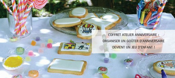 atelier coloriage biscuits