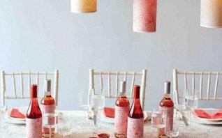 DIY : comment utiliser du papier peint pour votre décoration de fête ?