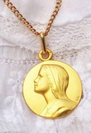Anne.K médailles de baptême originales et jolies made in France