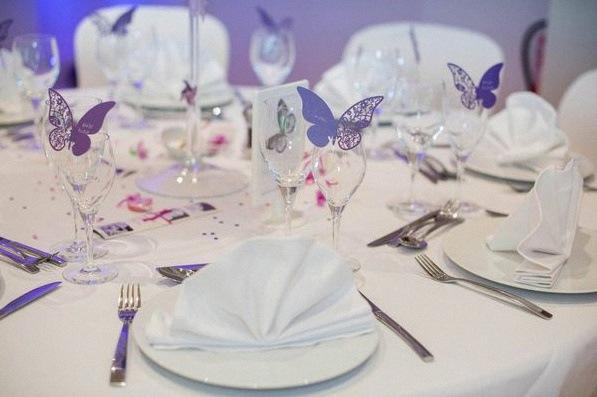 décoration table bapteme civil laic