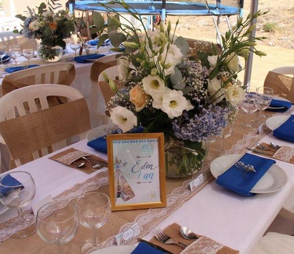 décoration bohème tipi champêtre bapteme anniversaire boho