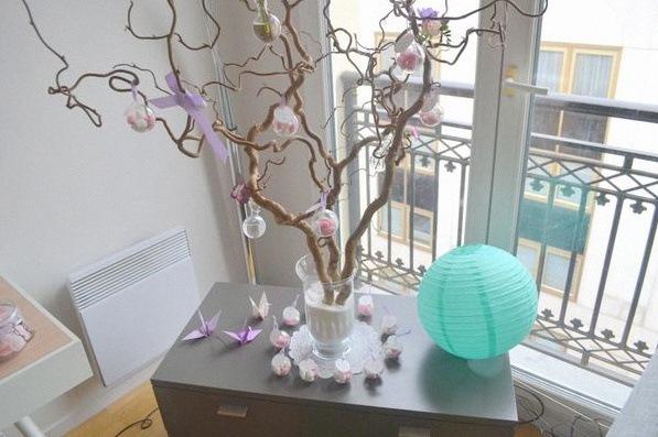 arbre à dragees
