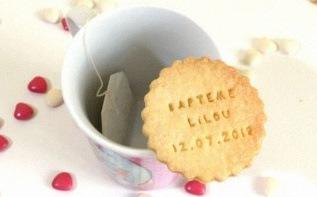 Ces biscuits personnalisés vont sublimer votre baptême, baby shower ou anniversaire