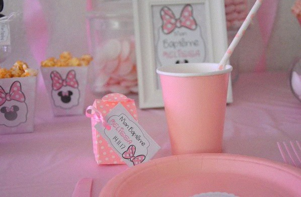 décoration minnie bapteme minnie sweet table minnie