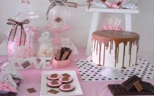 I love choco : un baptême sur le thème de la Gourmandise et du chocolat