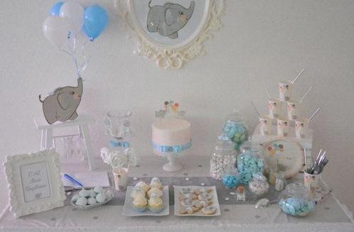 Une Decoration De Bapteme Laique Sur Le Theme Elephant