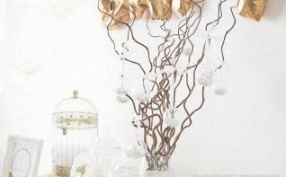 Tuto DIY : comment réaliser un arbre à dragées pour un baptême ?