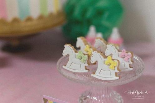 sablé cheval carrousel