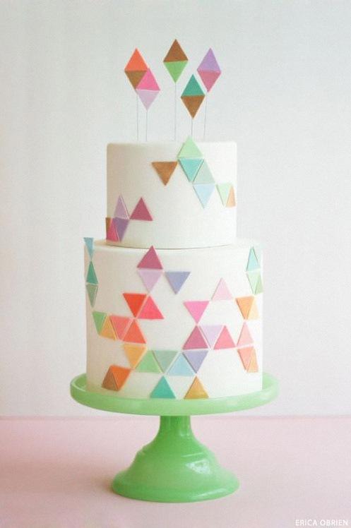 tendances cake design