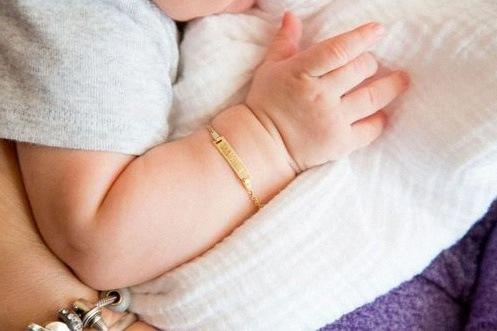 gourmette bébé