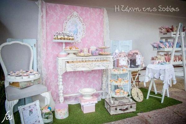 décoration Alice au pays des Merveilles