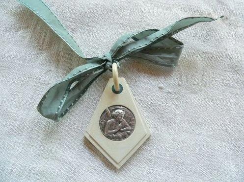 médaille de berceau