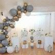 arche organique de ballons
