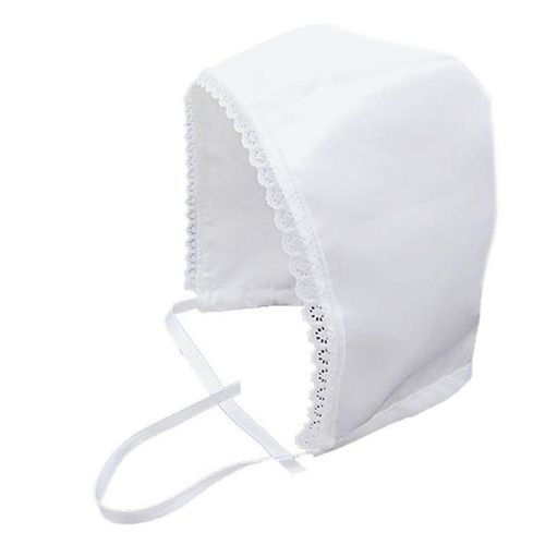 vêtement blanc baptême
